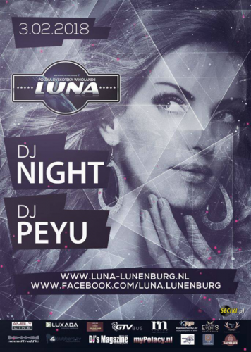 Luna (Lunenburg) - Nightomania Vol. 4 (03.02.2018)