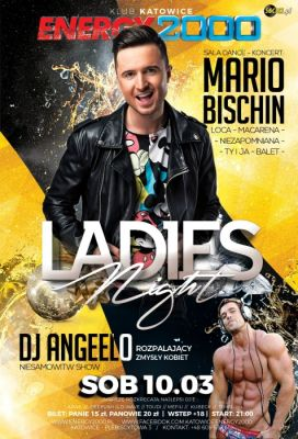Energy2000 Katowice - LADIES NIGHT 10.03.2018