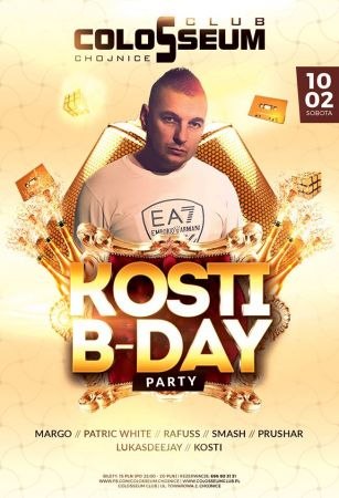 Colosseum Club Chojnice  - RAFUSS (10.02.18)