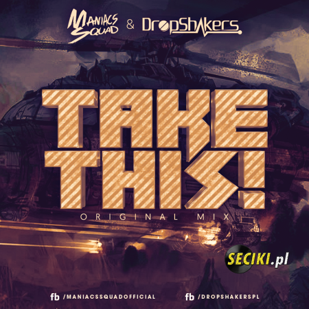 Maniacs Squad & Dropshakers - Take This (Orginal Mix)