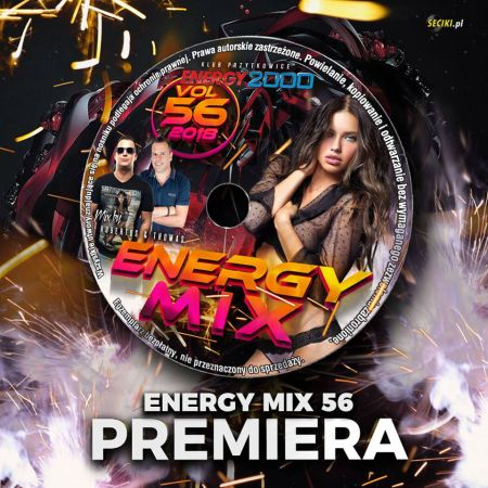 Energy Mix Vol.56 - Mixed by Dj Thomas & Dj Hubertuse
