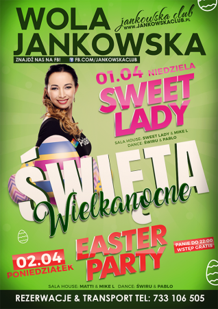 Klub Sety Disco Polo / Jankowska Club / Sety 2018