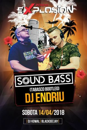 Explosion Silver Edition Wildno - Sound Bass (14.04.18)