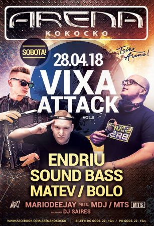 MTS # Arena Club Kokocko (28.04.2018)