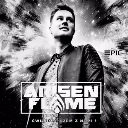 Arisen Flame @ EPIC CLUB - III URODZINY (14.04.18)