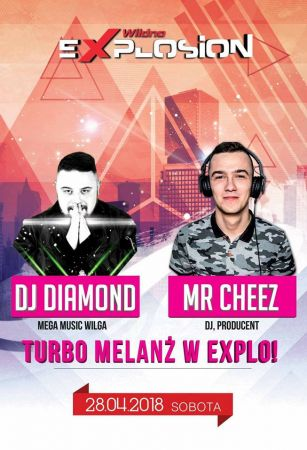 Explosion Silver Edition Wildno - MR CHEEZ (28.04.18)
