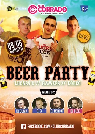 Club Corrado (Suchowola) - Beer Party (9.06.2018) - kluby, festiwale, plenery, klubowa muza, disco polo