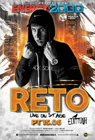 Energy2000 - RETO pres. HIP HOP NIGHT 15.06.2018