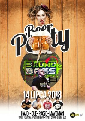 SpeedClub - BEER PARTY pres. SOUND BASS 14.07.2018