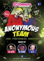 Corrado (Suchowola) - Anonymous Team (14.07.2018) - kluby, festiwale, plenery, klubowa muza, disco polo