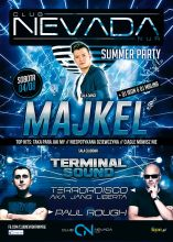 Club Nevada Nur - Majkel & Terminal Sound (4.08.2018)