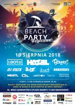 Beach Party Węgorzewo -  Matt5ki [10.08.2018]