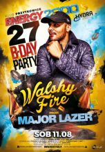 Energy2000 - 27 B-DAY PARTY - WALSHY FIRE 11.08.2018