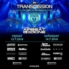 Transmission  Germany Airbeat One Festival [13/14.7.18]