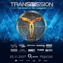 Transmission Prague The Spirit of the Warrior 25.11.2017
