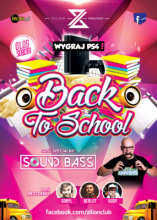 Zilion CLUB Wrzelowiec - SOUND BASS (1.09.2018)