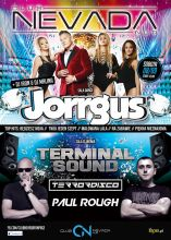 Club Nevada Nur - Jorrgus & Terminal Sound (8.09.2018