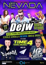 Club Nevada Nur - Dejw & Diamond & Mr Cheez (15.09.2018)