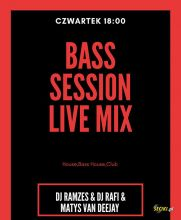 Ramzes - Bass Session Live Mix (6.09.2018)