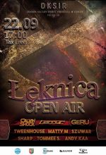 Łęknica Open Air - DjGerU Live mix (22.09.2018)