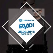 Clubsound Management - Emdi (25.09.2018)