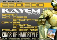 Energy 2000 – King of Hardstyle Kayem (22.01.2010)