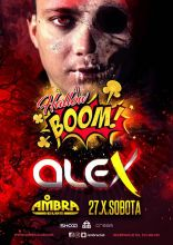 DJ ALEX Live at CLUB AMBRA Blichowo (27.10.2018)