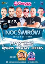 Club Corrado Suchowola‎ - Noc Świrów & Cross B-Day Party // 19.01.2019 - kluby, festiwale, plenery, klubowa muza, disco polo