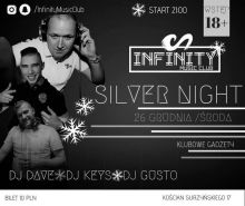 Infinity Music Club Kościan - Dj Keys (26.12.2018)