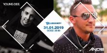 Clubsound Management - Ande & Young Dee (31.01.2019)