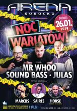 SOUND BASS # Arena Kokocko (26.01.19)