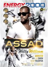 Energy 2000 - DJ ASSAD feat. Willy William (29.11.2013)