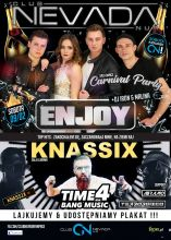 Club Nevada Nur - Enjoy 🔹 Knassix (9.02.2019) - kluby, festiwale, plenery, klubowa muza, disco polo