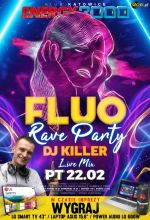 Energy2000 Katowice - FLUO RAVE PARTY 22.02.2019