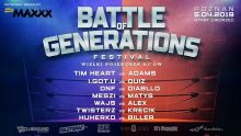 FoodHall Poznań - Battle of Generations Festival vol.1 (5.04.2019) - kluby, festiwale, plenery, klubowa muza, disco polo