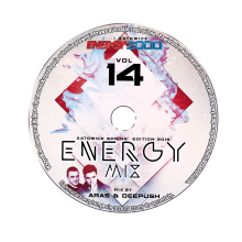 Promowany : Energy Mix vol. 14 - Aras & Deepush (12/04/2019)