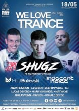 Base Club Poznań - We Love Trance Club Edition 033 [18.05.2019] - kluby, festiwale, plenery, klubowa muza, disco polo