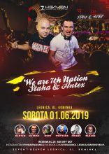 Antex live at 7th HEAVEN Legnica (01-06-2019)