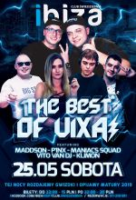 Ibiza Świedziebnia - THE BEST OF VIXA VOL.2 (25.05.2019)