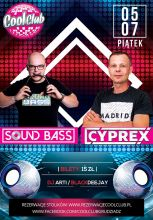 Cool Club (Grudziądz) - Cyprex (5.07.2019)