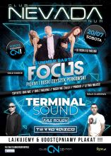 Club Nevada Nur - Focus & Terminal Sound (20.07.2019) - kluby, festiwale, plenery, klubowa muza, disco polo