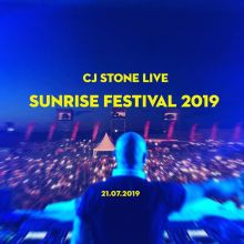 Sunrise Festival 2019 - CJ Stone (21.07.2019)