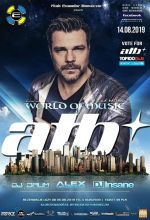 Ekwador Manieczki‎ - WORLD of MUSIC with ATB (14.08.2019) - kluby, festiwale, plenery, klubowa muza, disco polo
