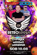 Energy2000 - RETROMANIA 10.08.2019 Live Set
