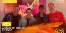 Cosmic Gate & Markus Schulz – ASOT 928 (22-AUG-2019)