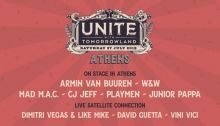 Tomorrowland Unite - (Athens, Greece) – 27-JUL-2019