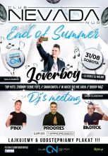 Club Nevada Nur - End Of Summer (31.08.2019)