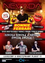 Club Nevada Nur - Ronnie Ferrari  (14.09.2019) - kluby, festiwale, plenery, klubowa muza, disco polo