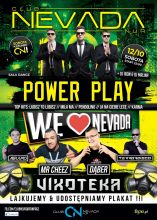 Club Nevada Nur - Power Play / Mr Cheez / Dąber (12.10.2019) - kluby, festiwale, plenery, klubowa muza, disco polo