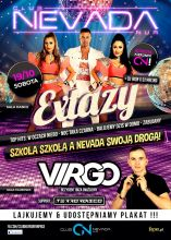 Club Nevada Nur - Extazy & Virgo (19.10.2019) - kluby, festiwale, plenery, klubowa muza, disco polo